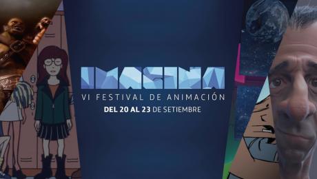 IMAGINA: talleres y conferencias sobre animación en Perú