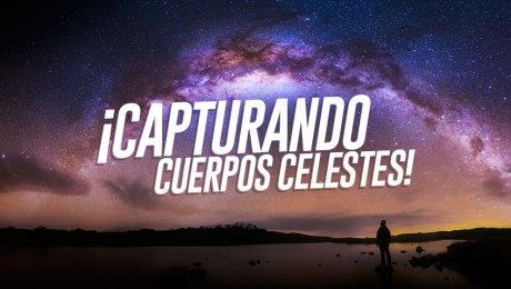 Astrofotografía: fotografiando el cielo