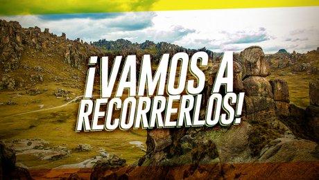 6 bosques de Piedras que puedes encontrar en Perú
