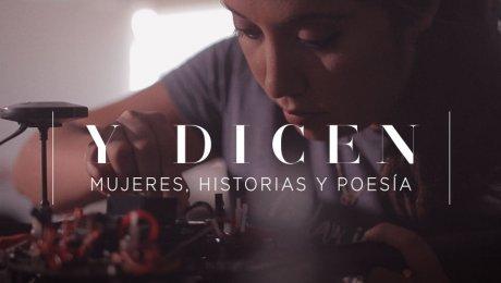 Mónica Abarca, uniendo la ciencia con la poesía