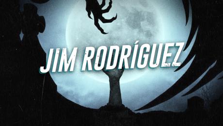 Jim Rodríguez: De terror, ciencia ficción y otras historias