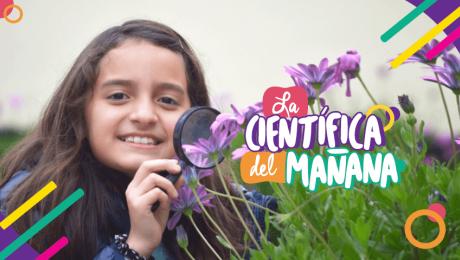 """Alejandra Valencia: """"No es que la ciencia sea aburrida o divertida, depende de cómo tú la veas"""""""