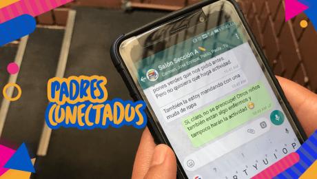 ¿Cuán útiles son los grupos de padres en WhatsApp?