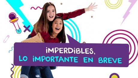 Imperdibles: Llega a Canal IPe el programa para adolescentes que estabas esperando