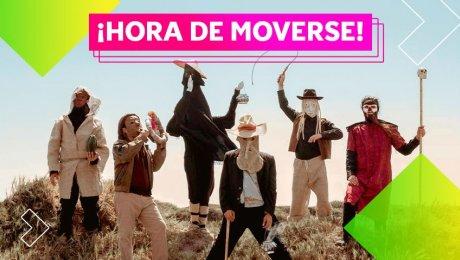 La cumbia psicodélica de Hit La Rosa te pondrá a bailar desde el sillón