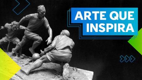 De Paolo Guerrero a Miguel Grau: El escultor que transmite emociones a través de sus obras