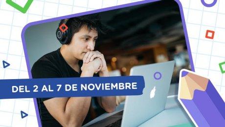 Aprendo en casa: esta es la programación del 2 al 7 de noviembre