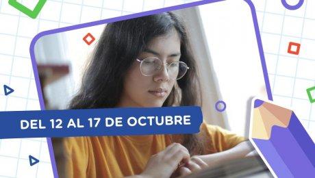 Aprendo en casa: esta es la programación del 12 al 17 de octubre