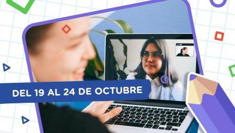 Aprendo en casa: esta es la programación del 19 al 24 de octubre