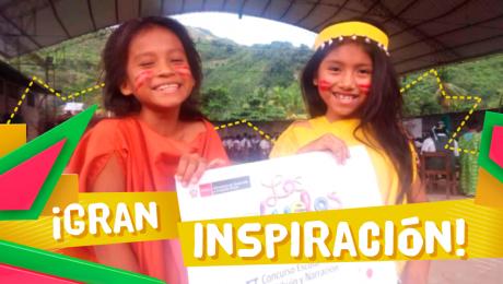 Abuelos Ahora: Niños ganan concurso con cuentos dedicados a los adultos mayores