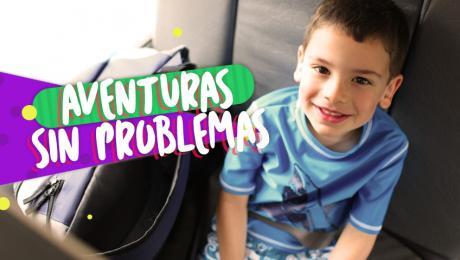 Consejos para viajar con los chicos en avión o bus