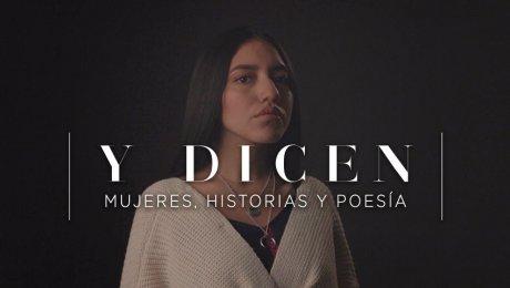Y Dicen: la joven cantautora Renata Flores sorprende con un poema de Esther Allison