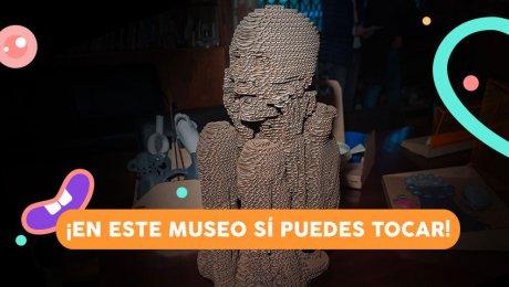 Tacto Museo: el lugar ideal para que los chicos y chicas con discapacidad visual se acerquen a la cultura