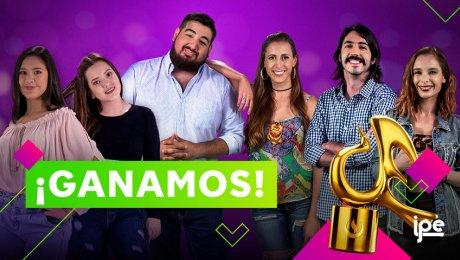 Canal IPe acaba de recibir el premio a la Creatividad Empresarial 2019