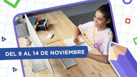 Aprendo en casa: esta es la programación del 9 al 14 de noviembre