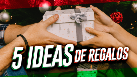 5 ideas de regalo para tu amigo secreto