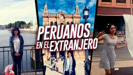 Buscando nuevas oportunidades fuera del Perú