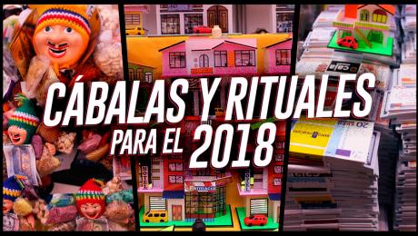Feria de los deseos: amuletos y cábalas para recibir el 2018