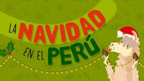 ¿Cómo celebran la navidad los chicos en el Perú?