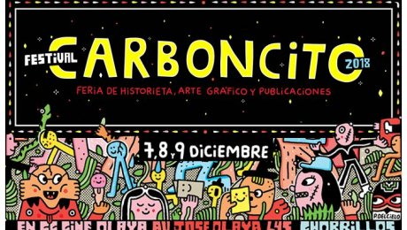 De Fanzine a Festival: Carboncito ha vuelto