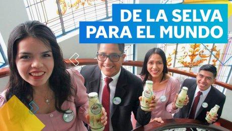 Estudiantes crean néctar con un 'superalimento amazónico'
