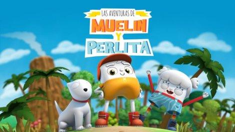 Muelín y Perlita