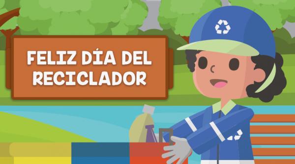 """Día del Reciclador en """"Voces por el Clima"""""""