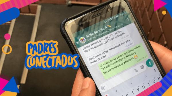 WhatsApp y los grupos de padres