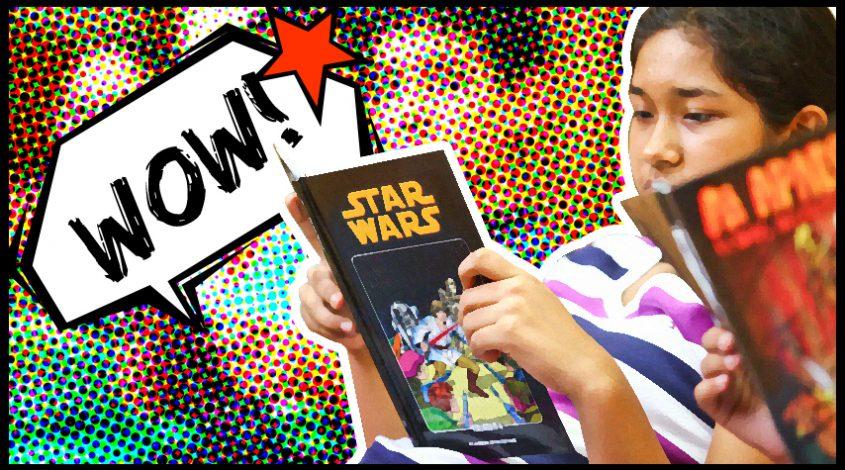 Galilea Ramírez: La primera comicteca de Lima