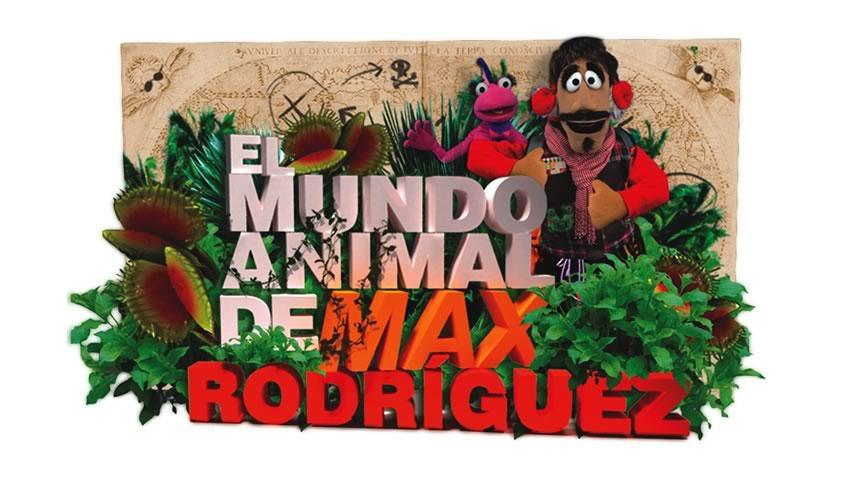 El mundo animal de Max Rodríguez