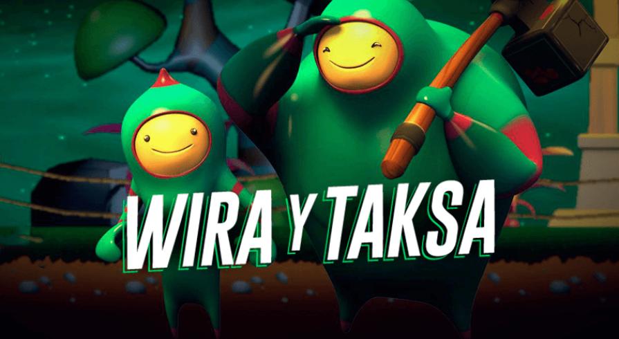 Wira y Taksa: el videojuego independiente que manipula la gravedad
