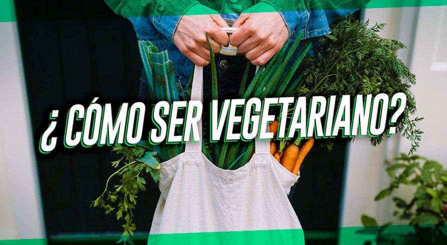 Opciones para iniciarte en el vegetarianismo sin sufrir