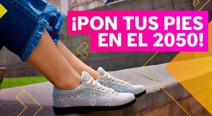 ¡Usa estos zapatos y salva al planeta!