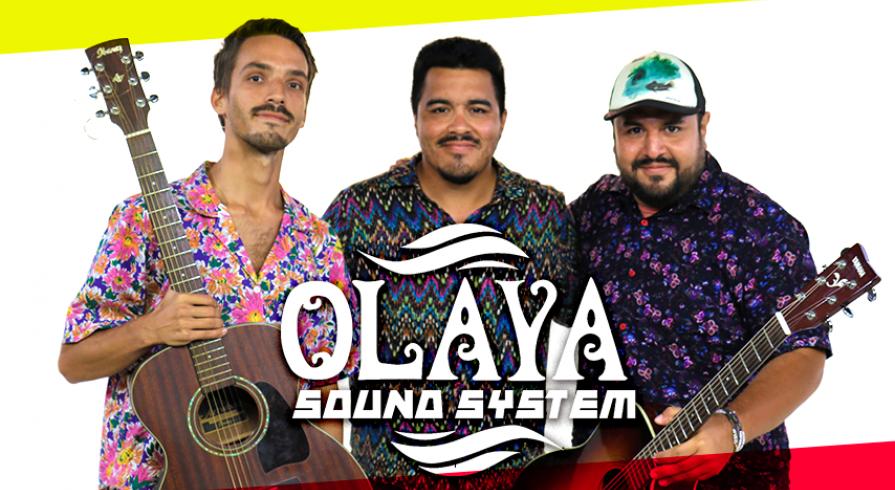 Olaya Sound System: Ritmos tropicales cargados de mensajes positivos