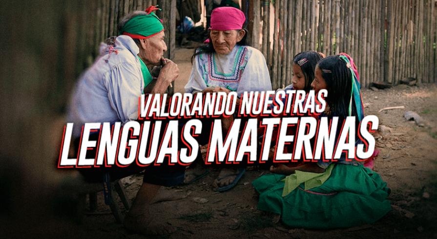 Insta académico del Colsan a reconocer la importancia de las lenguas indígenas