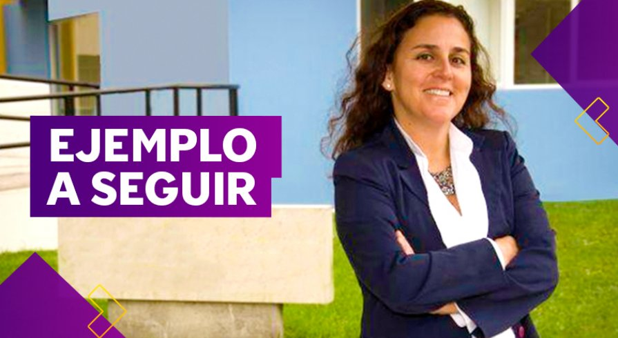 Ella es la primera peruana en ser parte de la Academia Nacional de Medicina de Estados Unidos