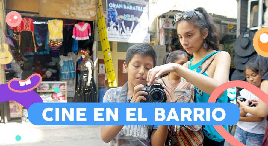 Clínica de los sueños, un espacio en El Agustino donde los chicos se convierten en cineastas