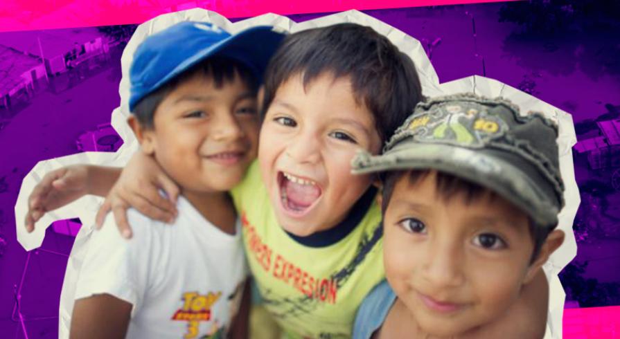 Ayuda a los niños de Piura a regresar a clases