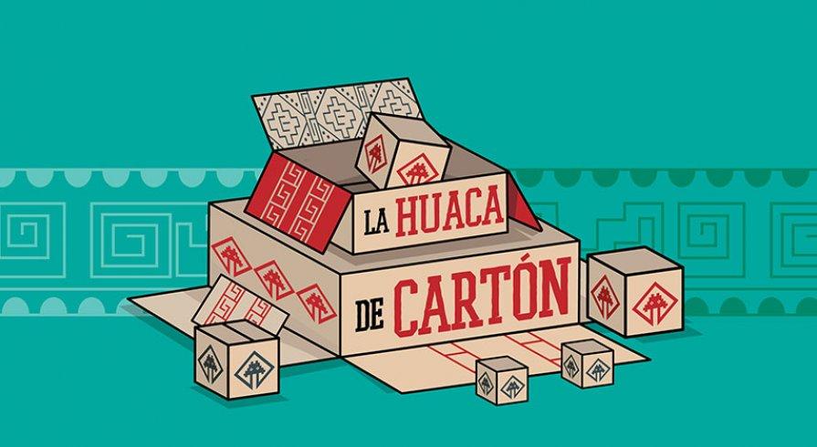 ¿Preparados para el gran estreno de La Huaca de Cartón?