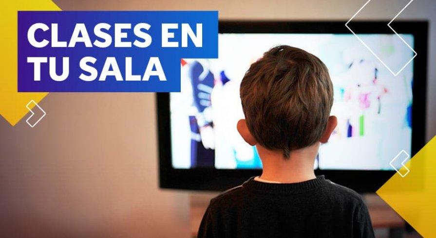 Yo Aprendo en Casa por TVPerú y Canal IPe