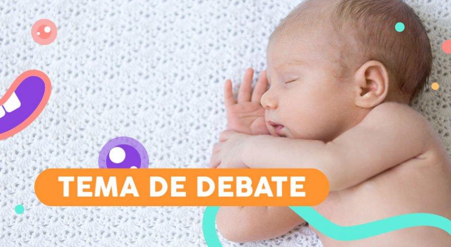 Aretes en bebés, ¿sí o no?
