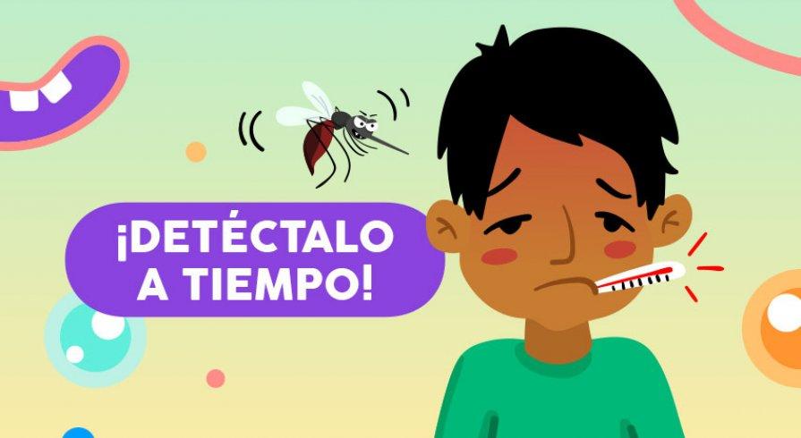 ¡Atento a estos síntomas en los chicos! Puede ser dengue