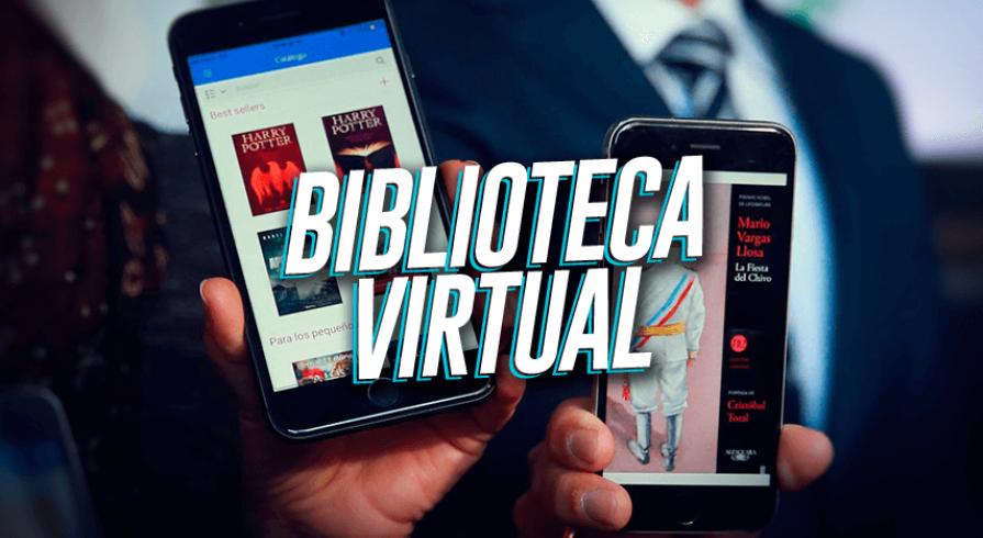 Miles de libros para leer donde y cuando quieras con la nueva biblioteca digital