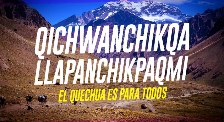 Conoce el proyecto que quiere llevar el quechua a todo el Perú
