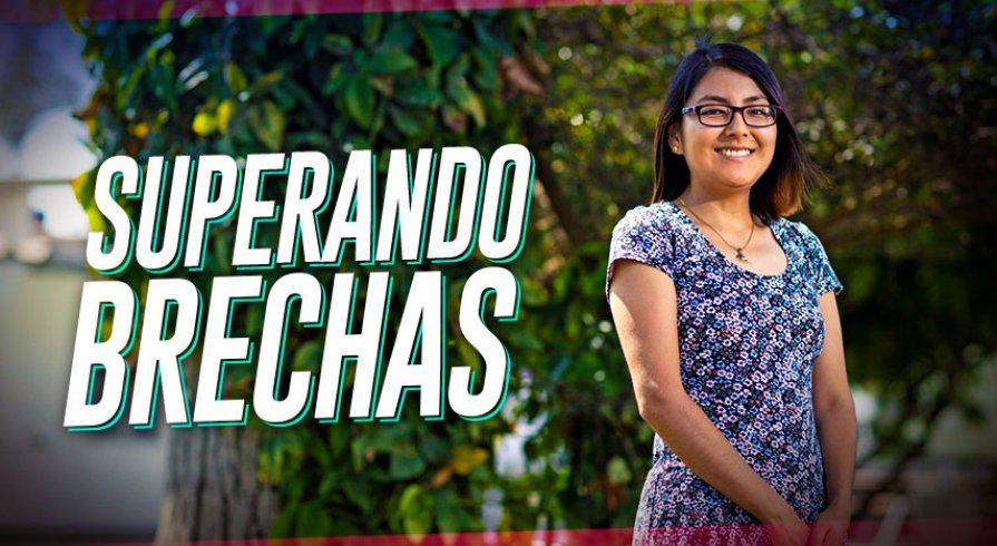 La inspiradora historia de una joven cajamarquina que le ganó a la desigualdad