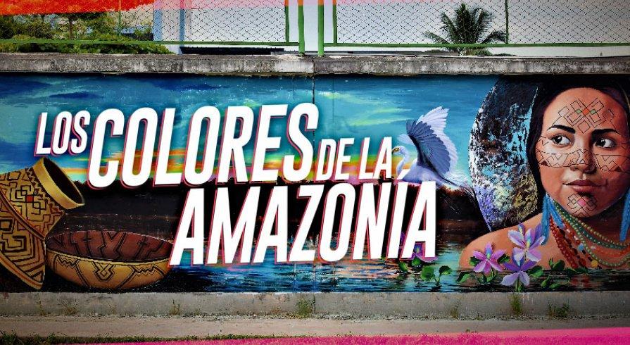 Amazonarte: se viene la cuarta edición del festival de murales más grande de la amazonía peruana