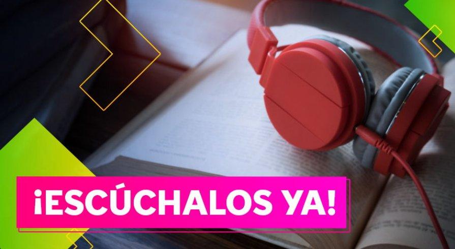 ¡Disfruta estos audiolibros en español en Spotify!