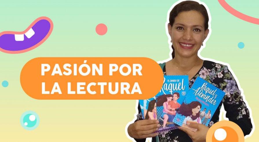 Melissa Mendieta, la profesora que se convirtió en escritora para acercar a los chicos a la lectura