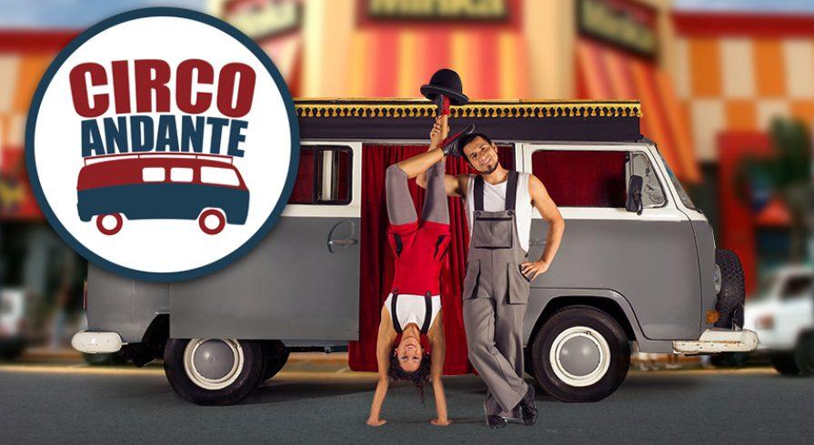 """""""¡Estate Quieto!"""": Un espectáculo de circo para toda la familia"""