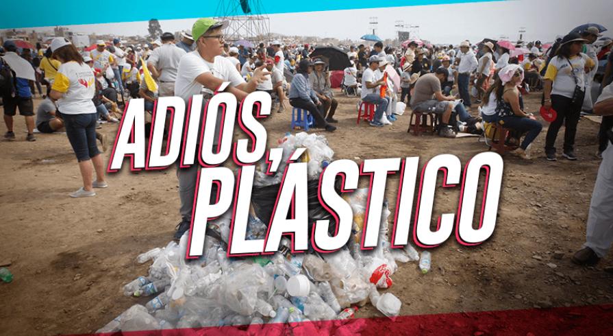 3 razones para despedirnos del plástico en el Perú